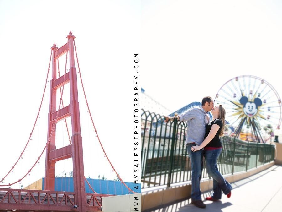 Disneyland with Anthony & Christine