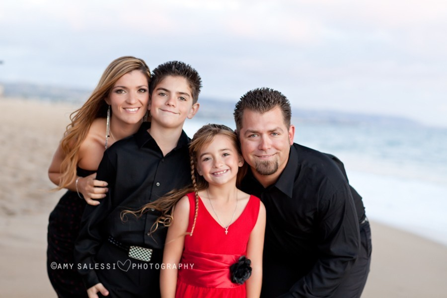 The Andersen Family