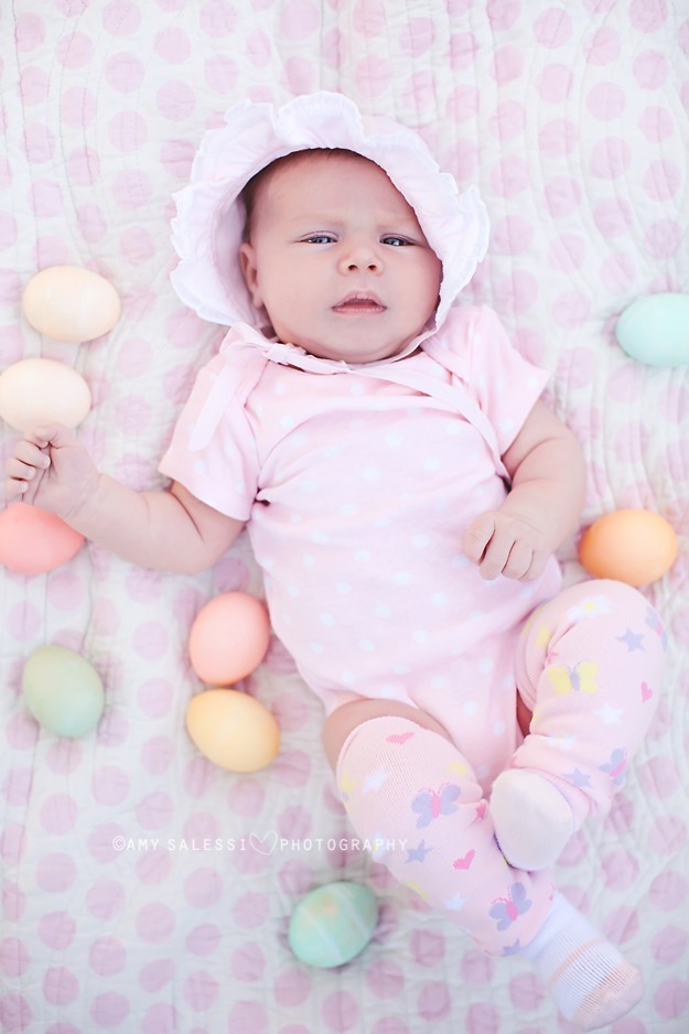 Just a little life...& Easter!