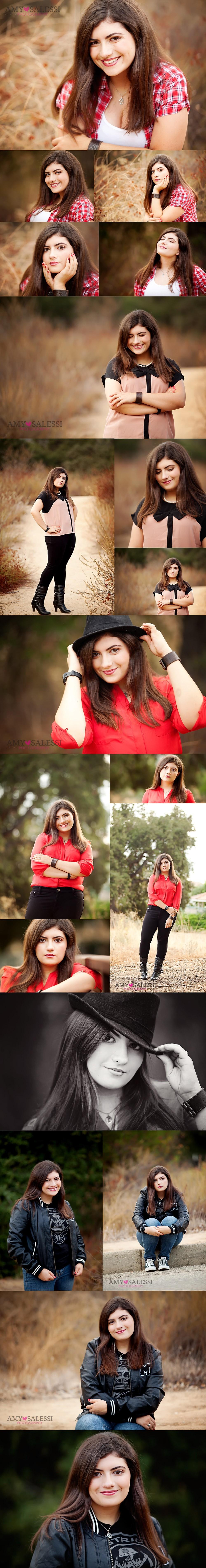 Senior Photographer Glendora, California