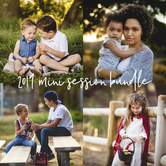 Black Friday Mini Session Sale